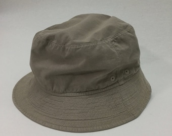 a4f5ea5f9fb Vintage 45RPM Japanese Brand Bucket Hat Sz 2 Made in Japan