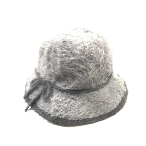 Vintage 80' KANGOL Design Furgora Bucket Hat Made