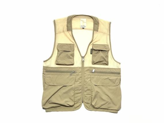 FOX FIRE Gear Hunting Fishing Vest Jacket Sz X-Lar