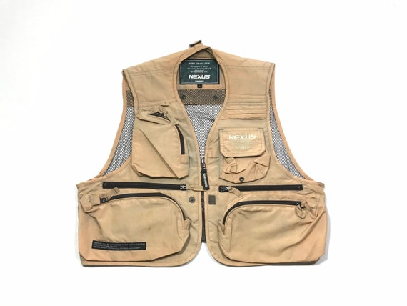 SHIMANO NEXUS Hyper Fishing Gear Hunting Vest Jack