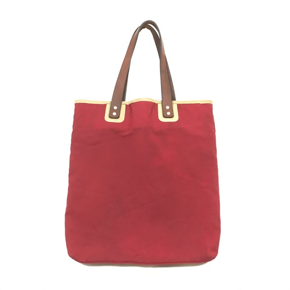 WORKSHOP Yohji Yamamoto Tote Bag