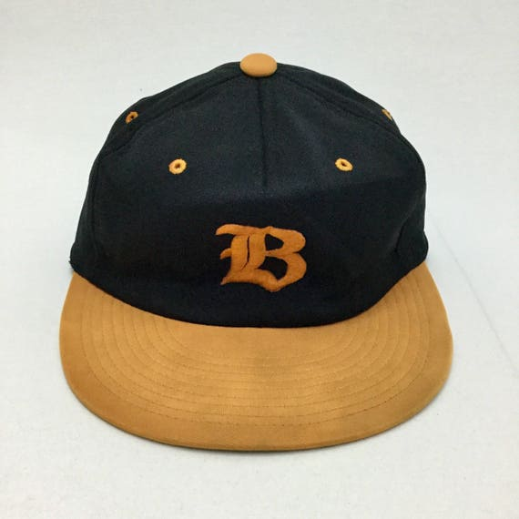 34e1cd0dab0 Vintage Highest Quality Baseball Team Full Cap Sz Large