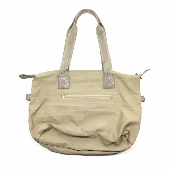 COURREGES Paris Designer Drawstring Backpack