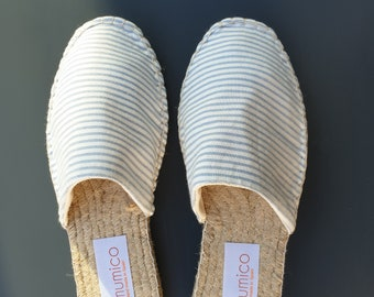 Espadrille slippers - MUMICO COMPLETE COLLECTION 2019 - made in spain - www.mumicospain.com