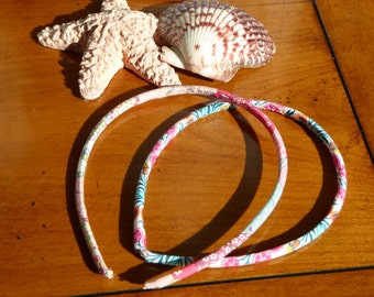Hair band to match your espadrilles - KIDS COLLECTION - by mumimoo