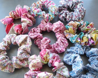 Scrunchy to match your espadrilles - KIDS COLLECTION - by mumimoo