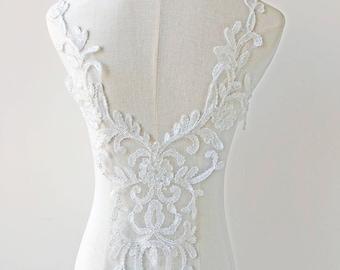Wedding Lace Applique 5246d4a6d685