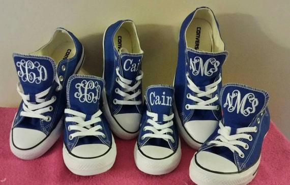 690ea409f10fbf Converse Chucks Kentucky Royal Low top Converse Shoes Royal