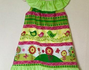 Girls Sun Dresses Size 2