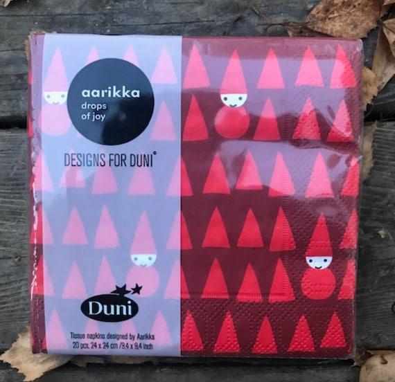 24x24cm from Finland Aarikka Pässi paper paper napkins 20 counts