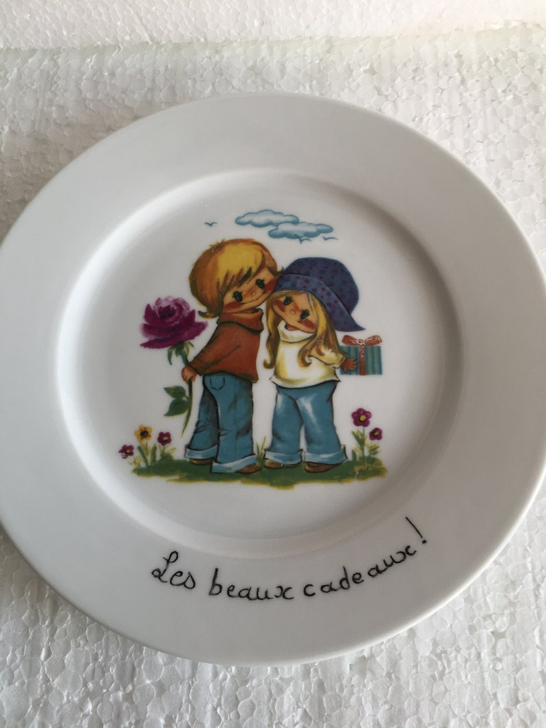 Two so British plates The beautiful gifts and image 0