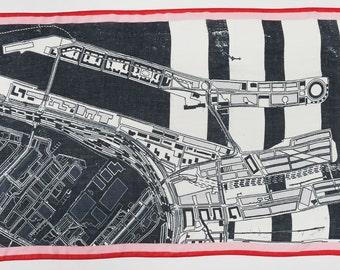Cityscarf Amsterdam Eastern Docklands