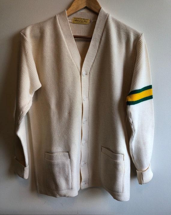 50s/60s College Cardigan