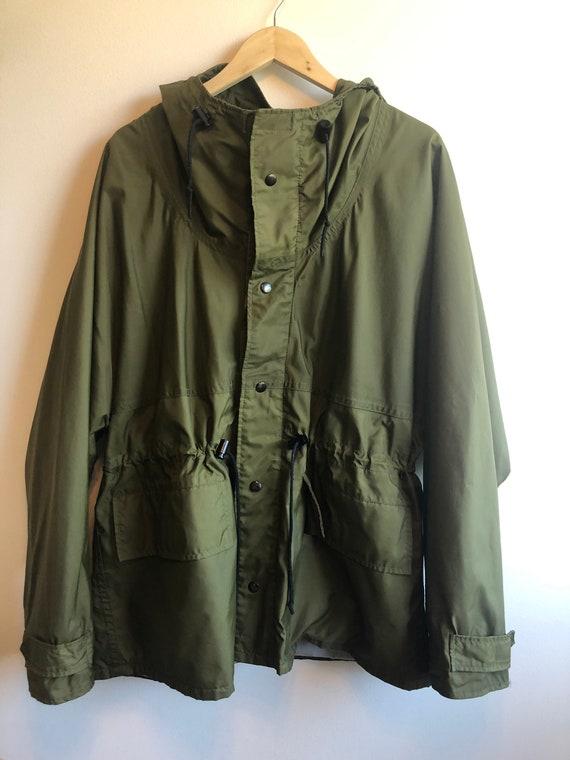 Vintage Raincoat XL