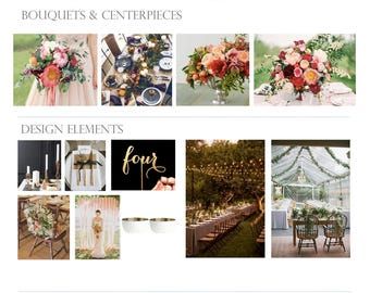 Wedding Design and Branding Package