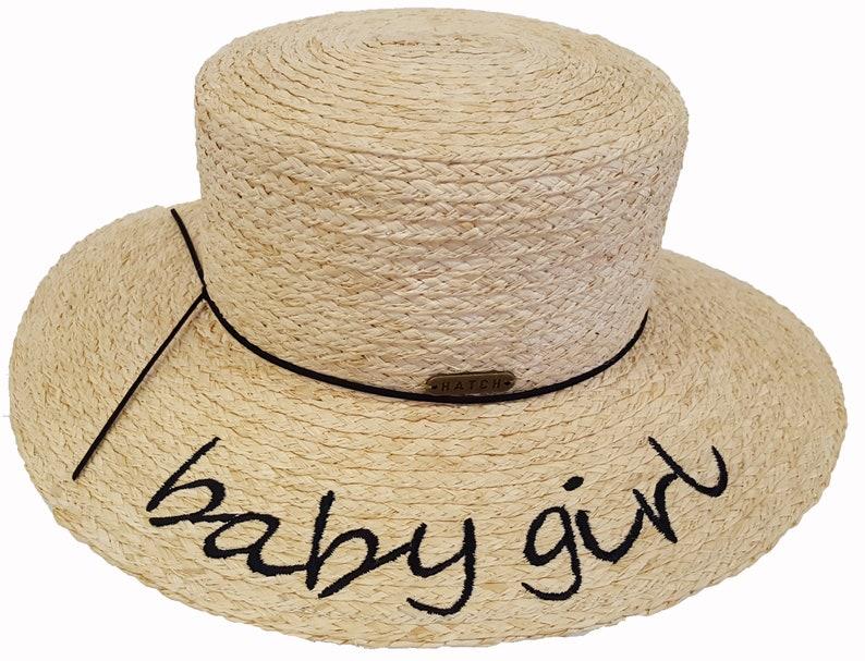 ba099c765 Women's Straw Summer Travel Vacation Sunhat Wide brim Floppy Hat