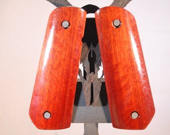 Bloodwood 1911 Full size Grips (D9)