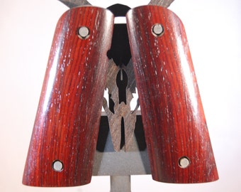 Cocobolo 1911 Full size Grips (D2)