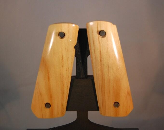 Pine 1911 Full size Grips (3)