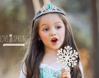Elsa Crown, Frozen Elsa Crown, Elsa Headband,Frozen Headband,baby Elsa Crown,Elsa Tiara,Elsa Headband,Birthday Elsa Crown,Elsa Princess