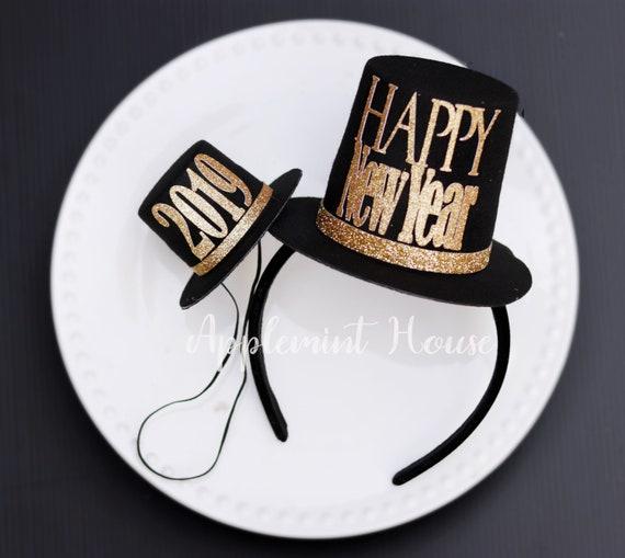 Happy New Year Hat 12
