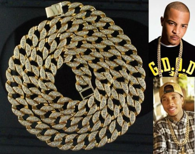 ac965facef8fa Hip Hop Bling Iced out 30