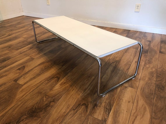 Original Marcel Breuer Laccio Coffee Table By Etsy