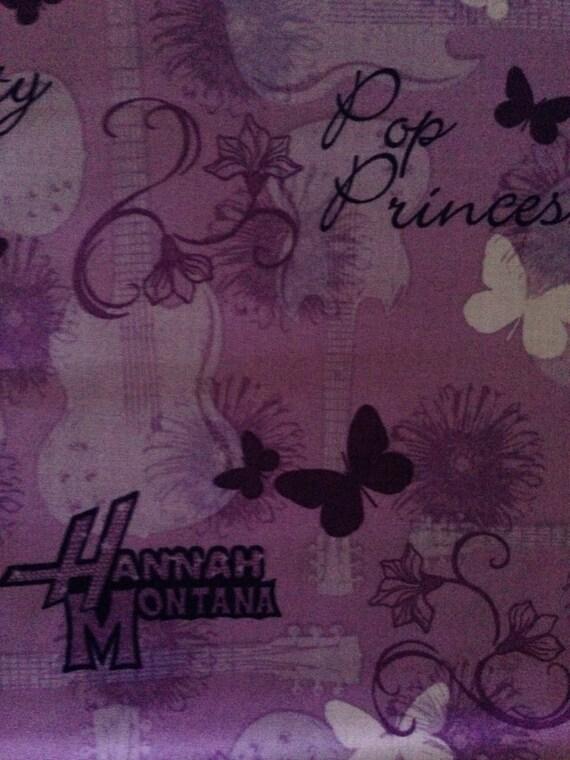 99a6c3fdde Hannah Montana Pop Princess Library Bag