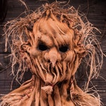 """Scarecrow mask, """"Fiddle"""""""