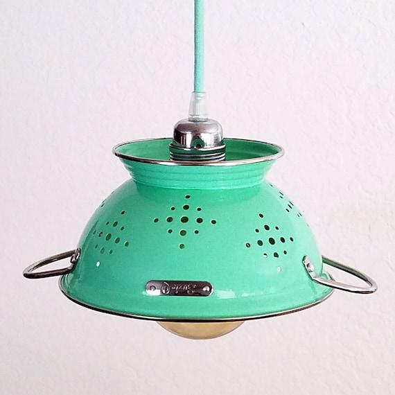 Colander Pendant Kitchen Pendant Light Kitchen Colander