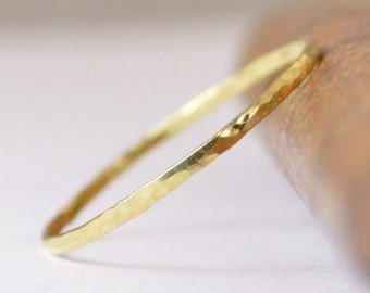 Solid 18k-22k Gold Rings
