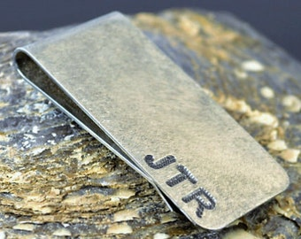 Rustic Money Clip, Custom Money Clip, Metal Money Clip, Unique Money Clip, Money Clips Men, Handmade Money Clip, Father Day Gift Ideas