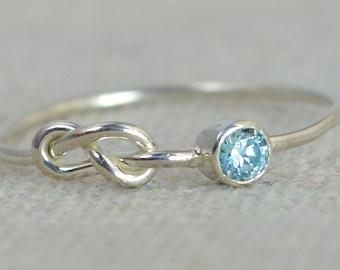 Knot Rings / Heart Rings