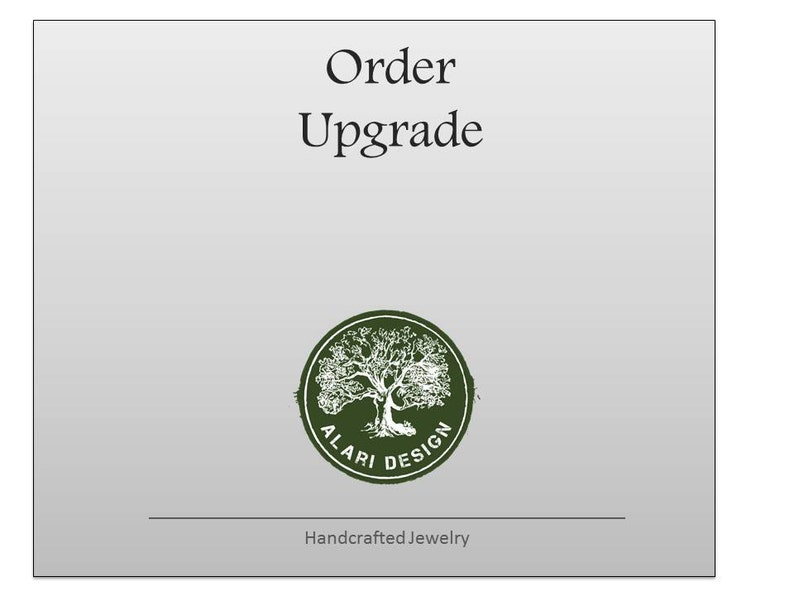 Order Upgrade for Customized Alari Design Orders image 0