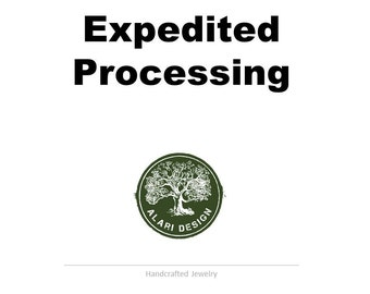Expedited Production - Rush My Order Upgrade - Please read description!