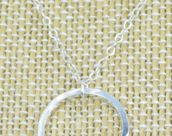 Sterling Silver Alexandrite Necklace, Mothers Necklace, Mom Necklace, June Birthstone Necklace, Alexandrite Necklace, Mother's Necklace