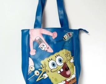 Retro Nickelodeon Spongebob Squarepants Handbag