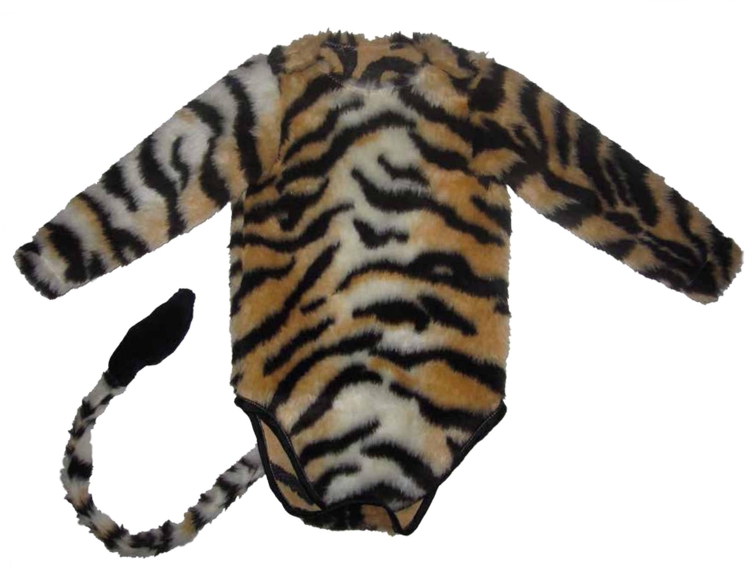Tiger Kostüm Halloween Karneval Größe 50-92 toddler Baby Body Pulli ...