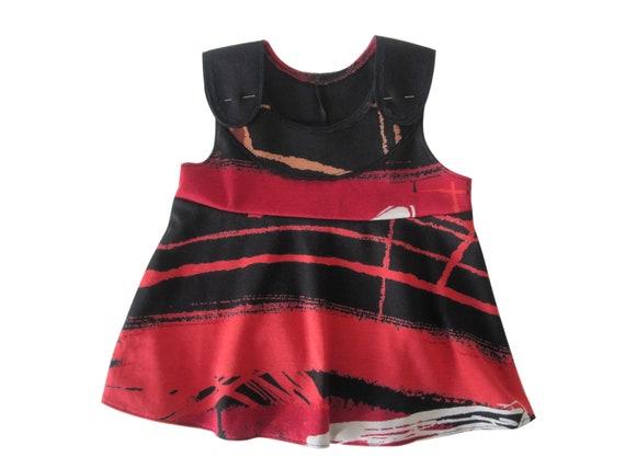 Winterkleid Größe 68-110 kurzes Kleid mit Trägern für Kinder   Etsy