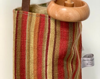 Spindle Tote