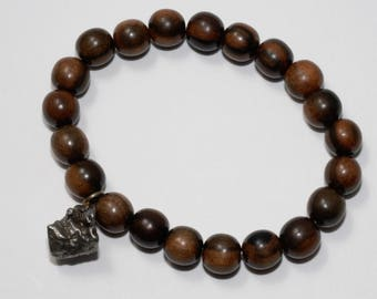 01005c24c2193 Meteorite bracelet | Etsy