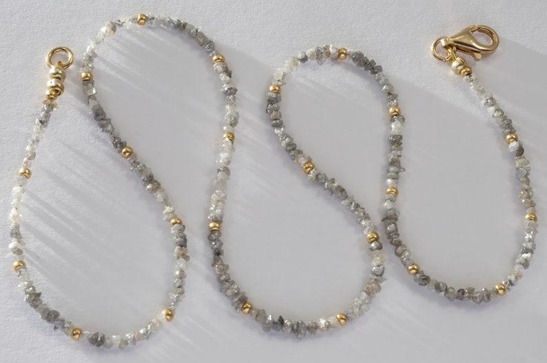 42c6b9fa909f3 Diamond Necklace for Men, Unique Diamond Jewelry, 10th Anniversary, Luxury  Gift for Man