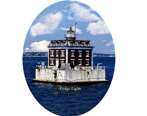 Large Glass Suncatchers - Peacock - Your Family - Horse - Ship - Light House - Boho - Blue Bird - Gold Finch - 10 Different Photos