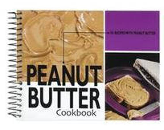 Cookbook - Peanut butter cook book 3719