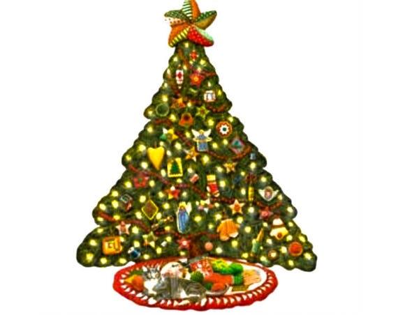 Jigsaw Puzzle - Christmas Tree