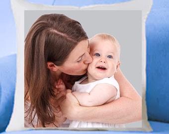 PILLOW SHAM - Mom's & Babies - Custom, Handmade, Decorative, Huggable, Linen Throw Pillow