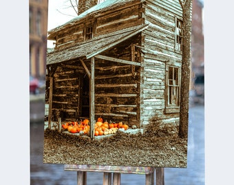 """Aluminum Photo Panels - Our Photo or Yours - 11"""" x 14"""" - 12"""" x 12"""""""