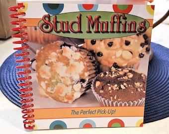 Cookbook - Stud Muffins cook book 7034