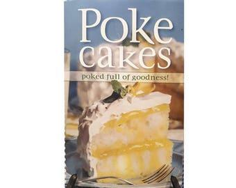 Cookbook - Poke Cake cook book 7080