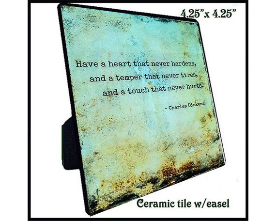 Quotation Tiles - 10 Different Quotes
